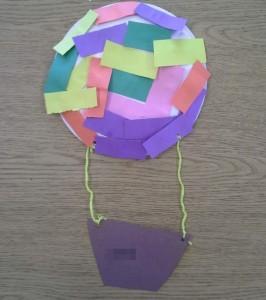 air balloon craft for kıds (3)