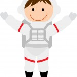 Astronaut worksheets for preschool