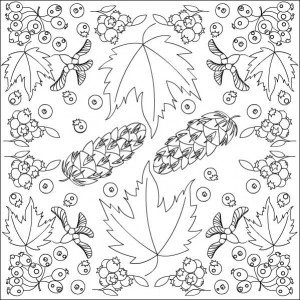 autumn coloring pages in classroom (17)