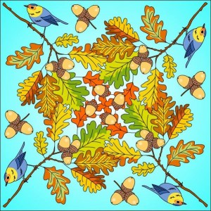 autumn coloring pages in classroom (6)