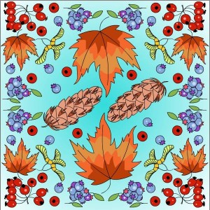 autumn coloring pages in classroom (9)