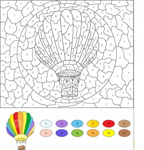 balloon color by number pages (5)
