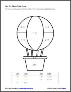 balloon color by number pages (7)