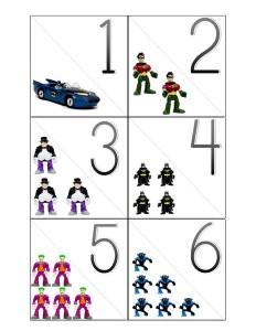 batman number activities (2)