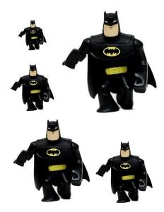 batman size printable