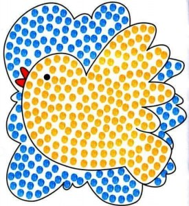 bird finger painting templates (1)