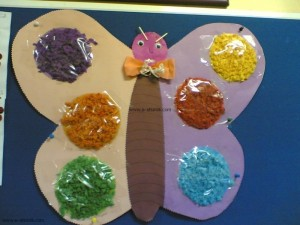 butterfly crafts for preschool (2)