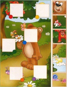 cartoon character cut and paste (6)