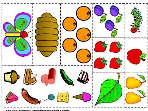 caterpillar book