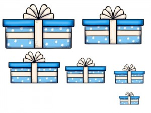 christmas size sorting