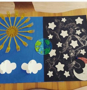 day and night bulletin board ideas (6)