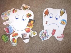 dental craft ıdea for kids (3)