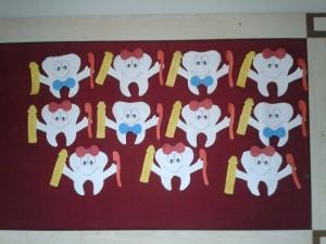 dental healt month bulletin board ideas (4)
