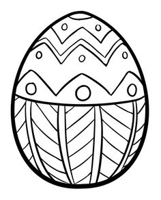 easter egg coloring pages for  kıds (3)