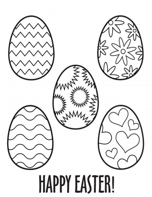 Easter egg coloring pages for kds 6 funnycrafts easter egg designs idea for kds easter egg coloring pages for kds 6 pronofoot35fo Gallery