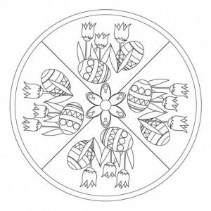 easter mandala worksheets (1)