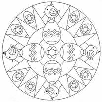 easter mandala worksheets (12)