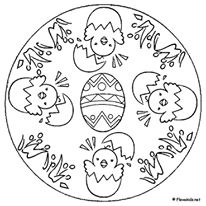 easter mandala worksheets (6)