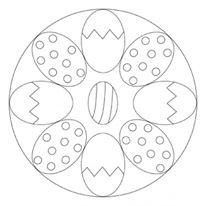 easter mandala worksheets (7)