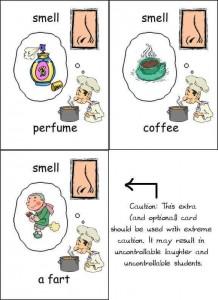 five senses cards printables for kıds (11)