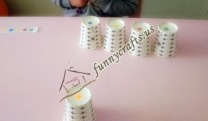 fun math games with paper cups (4)