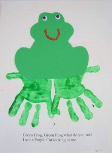 handprint animal crafts for kids (3)