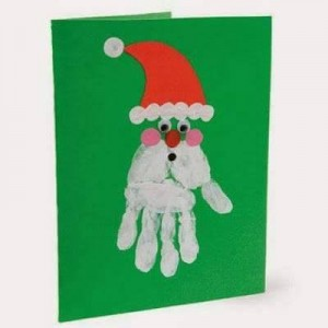 handprint christmas crafts (1)