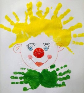 handprint craft ideas for kindergarten (2)