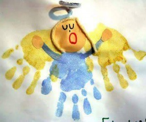 handprint craft ideas for kindergarten (7)
