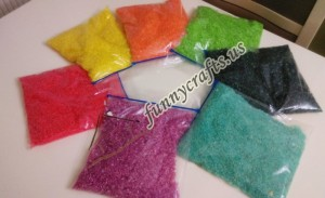 how to make colour rice