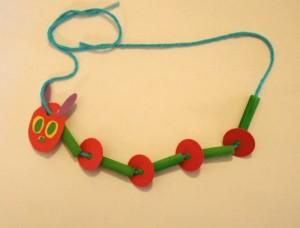 hungry caterpillar crafts