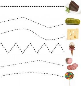 hungry caterpillar pre writing activities (4)