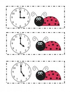 ladybug math free  worksheets for kıds (2)