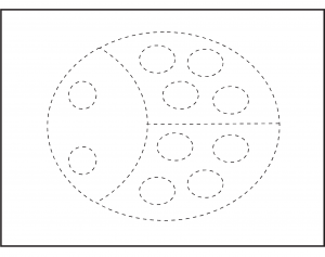 ladybug math free  worksheets for kıds (6)