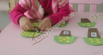 learning counting with ıcecream
