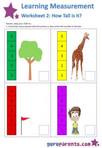 learning measurement