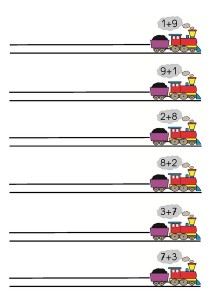 math activities with paper clip (9)