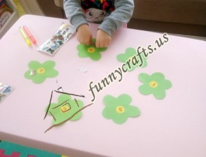 montessori flower theme math activities