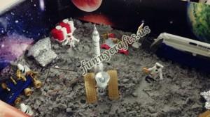 montessori space theme activities