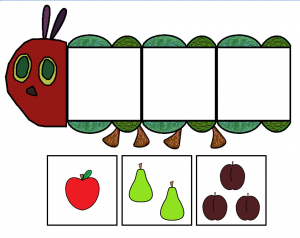 number caterpillar  math activities (1)