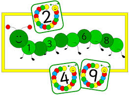 number caterpillar  math activities (7)