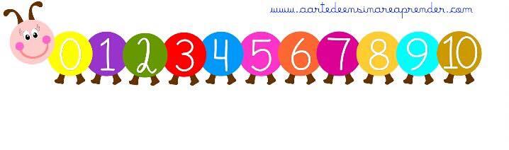 Number Caterpillar Printables 1 Preschool And Homeschool