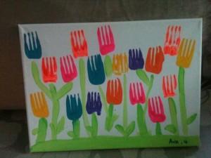 plastic fork craft ideas  (8)