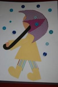 rain craft for kıds (1)