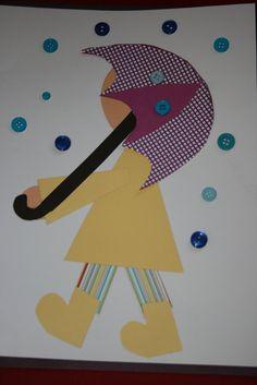 Rain Crafts For Preschool Craft Kids 1