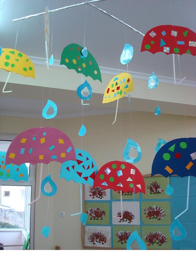 Rain Crafts For Preschool Craft Kids 2