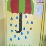 Rain crafts for preschool
