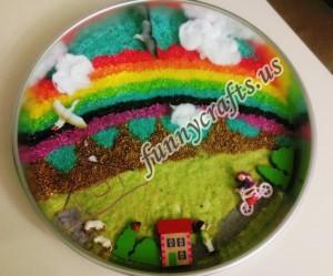 rainbow activities for homeschoolers