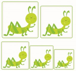 sorting activity with animal pictures and sorting mats for kids (1)