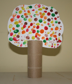 Spring Activities For Kids Fall Tree Crafts